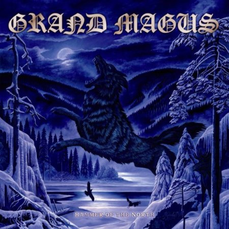 Grand Magus - Hammer Of The North album cover