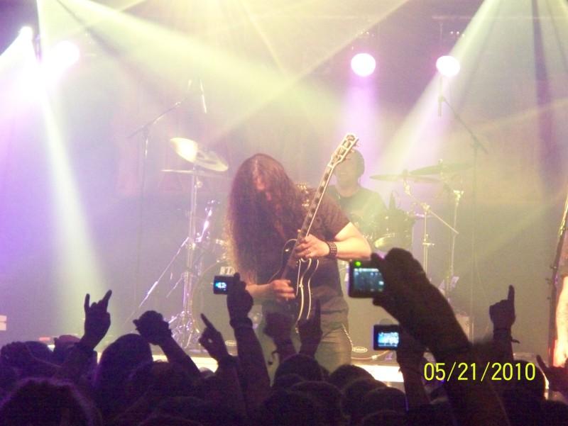 Hammerfall @ Metalfest 2010, Budapest