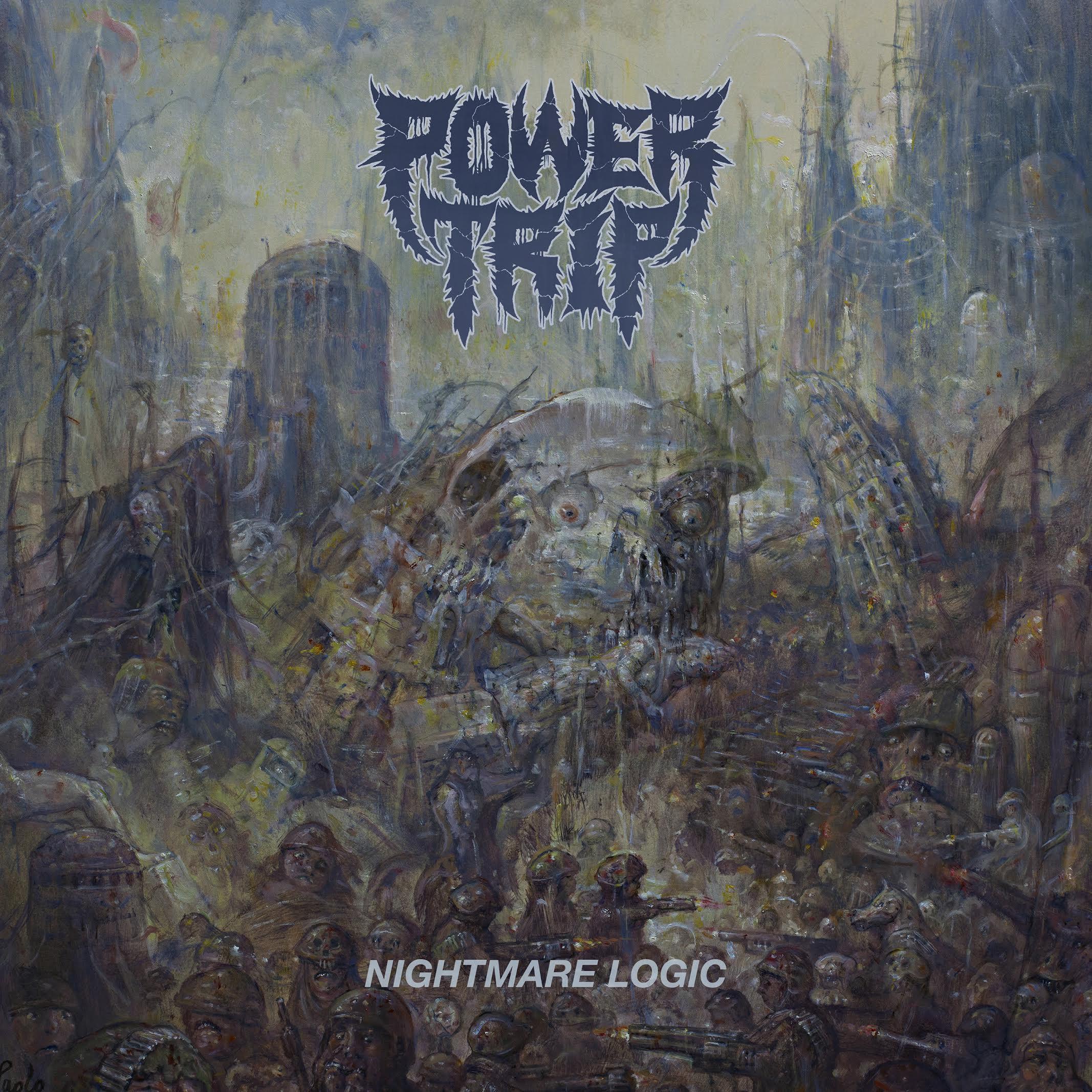 POWER TRIP - NIGHTMARE LOGIC<br />A texasi Power Trip új lemeze a hónap igencsak kellemes meglepetése lesz. Az általuk játszott sziklaszilárd thrash/hardcore alapokon nyugvó muzika pedig garantáltan leszakítja mindenki fejét, Vigyázat, mi szóltunk!