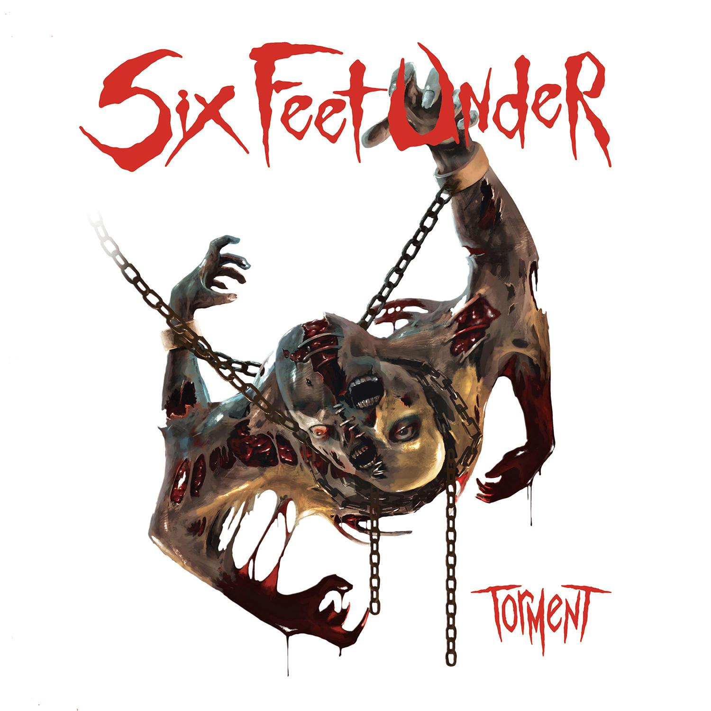 SIX FEET UNDER - TORMENT<br />Chris Barnes vezette Six Feet Under 12. lemezén is stabilan hozza a belezős death metalt a gyomorból jövő hörgésekkel. Lehet, hogy nem túl változatosan, de hogy betonbiztosan az ezer százalék.
