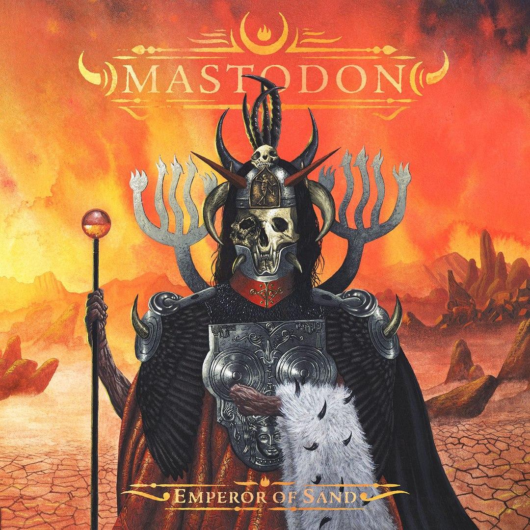 Mastodon - Emperor Of Sand<br /><br />A hat év után Magyarországra visszatérő Mastodon új albumát talán már látatlanban is sokak év végi kedvencei közé lehetne helyezni, viszont így, hogy már néhány dalt hallhattunk is, esélytelennek látszik, hogy ne taroljon majd sok helyen az Emperor Of Sand.