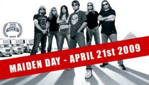 Iron Maiden Flight 666 promo