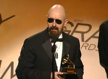 Judas Priest, Rob Halford - Grammy Awards 2010