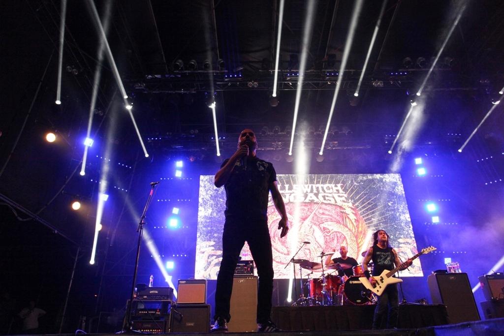 Az év metalcore buliját hozta össze a Budapest Park