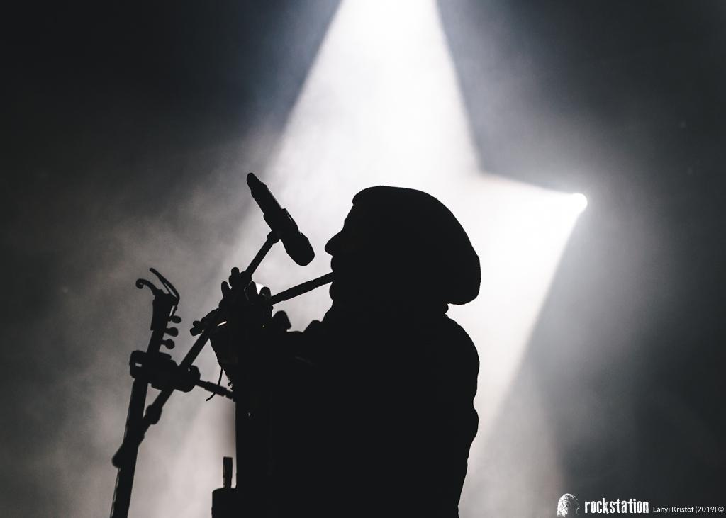 Eluveitie @ Rockmaraton, 2019.07.10.