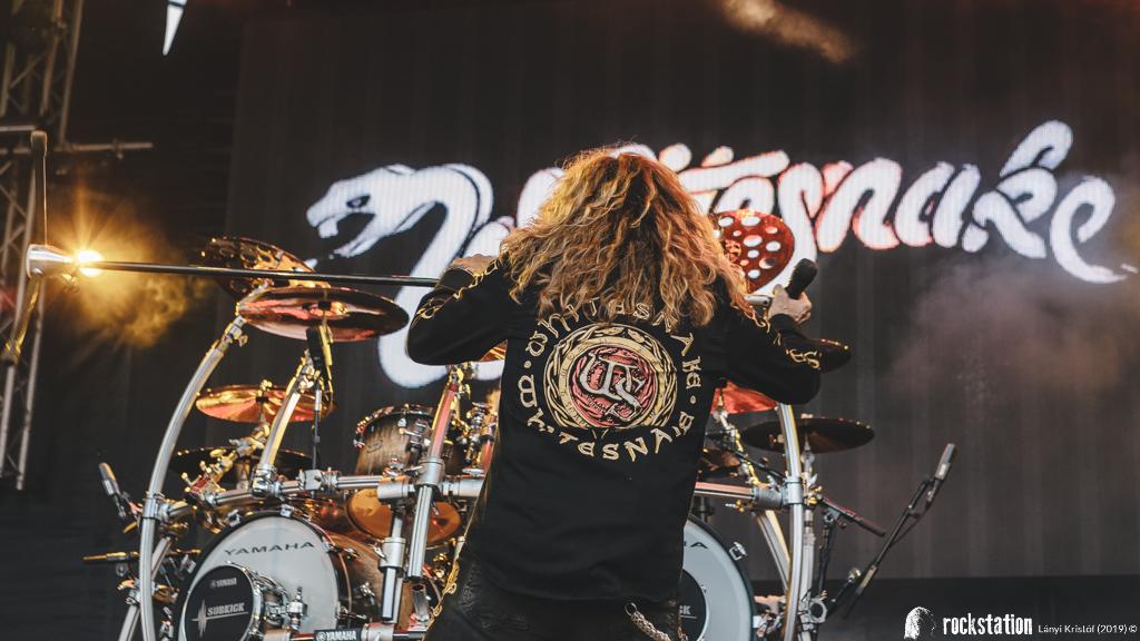 Whitesnake @ Barba Negra Track, 2019.06.25.