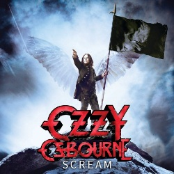 Ozzy Osbourne - Scream album cover