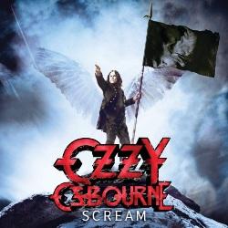 Ozzy Osbourne - Scream album cover