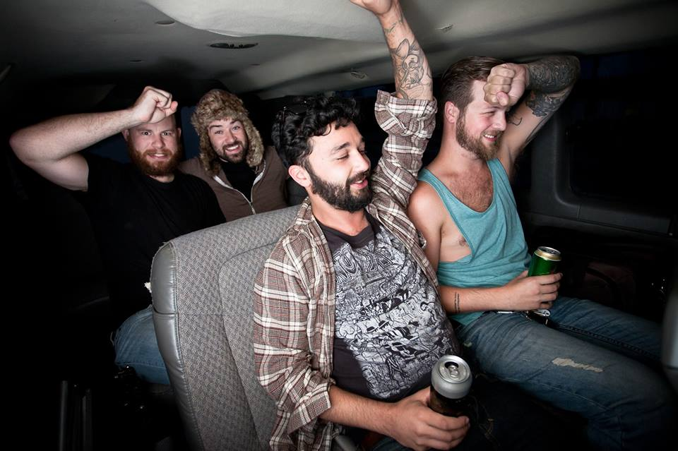 Protest The Hero band 2013.jpg