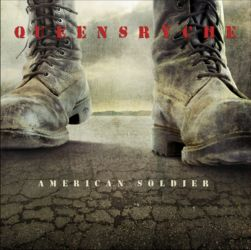 Queensryche American Soldier CD cover