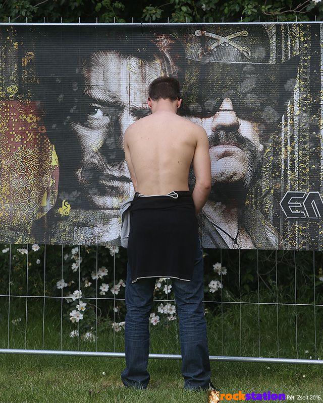 Jobb hely nem akadt? - Rock In Vienna fesztivál, Bécs