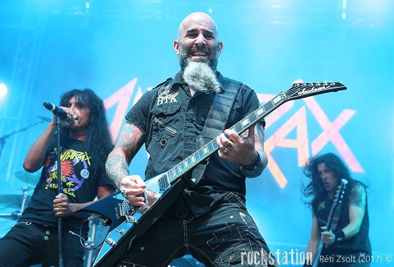 Anthrax @ Barba Negra Track, június 21.