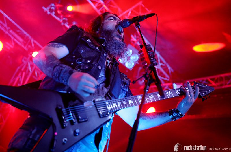 MACHINE HEAD @ Barba Negra, 2019.10.20.