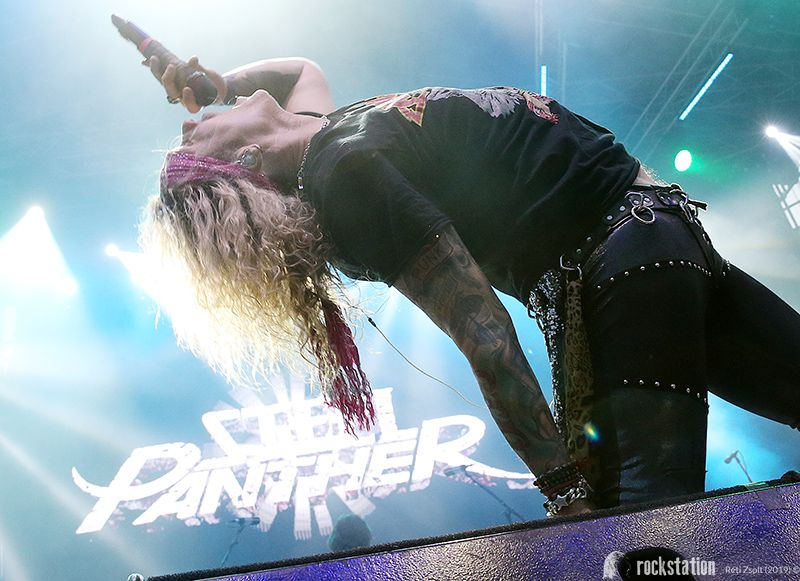 STEEL PANTHER @ Barba Negra Track, 2019.07.17.