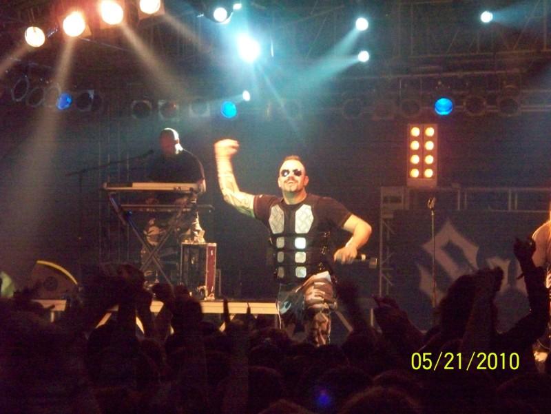 Sabaton @ Metalfest 2010, Budapest