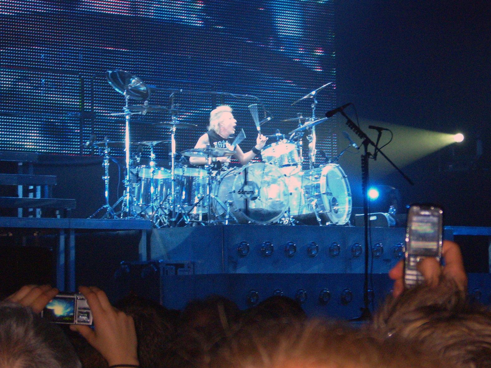 Scorpions Budapest 2009