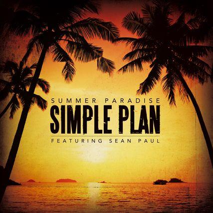 SimplePlan_feat.SeanPaul_SummerParadise.jpg