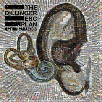 The Dillinger Escape Plan - Option Pralysis cover
