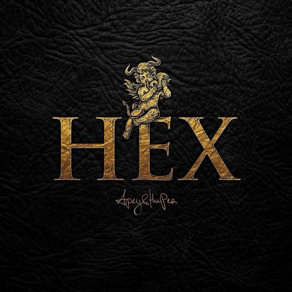 Apey And The Pea - HEX<br /><br />Apeyék is lehozták a szokásosan magas és megbízható minőséget a HEX képében, ez a korong is büszkén ott vigyorgott az összeállításunkban, így sokat hozzátenni nem is érdemes.<br />