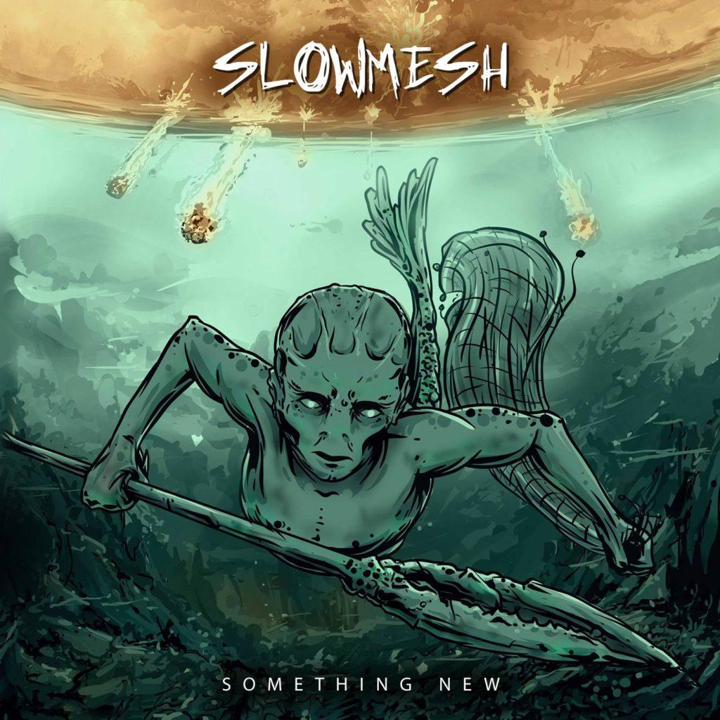 Slowmesh - Something New<br /><br />Már rögtön az első lemezével a szívünkbe lopta magát a Slowmesh, akik az idei Wacken Metal Battle magyarországi körét is megjárták.