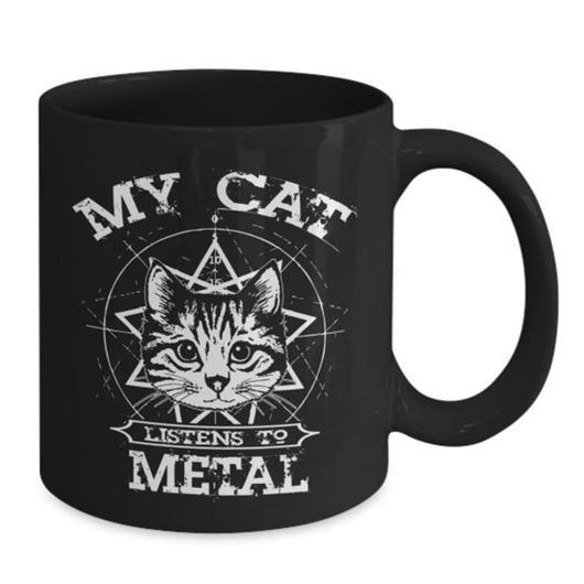 Cicás-metalos bögre