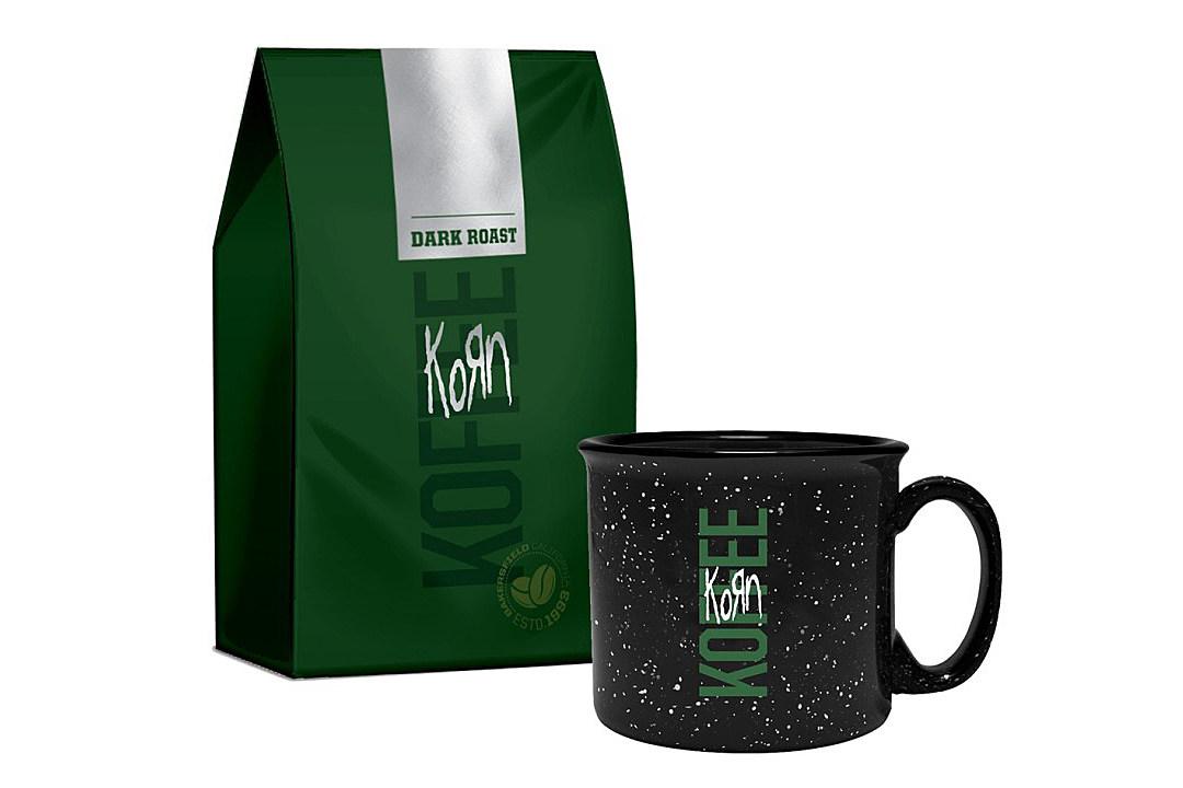 Korn kávé