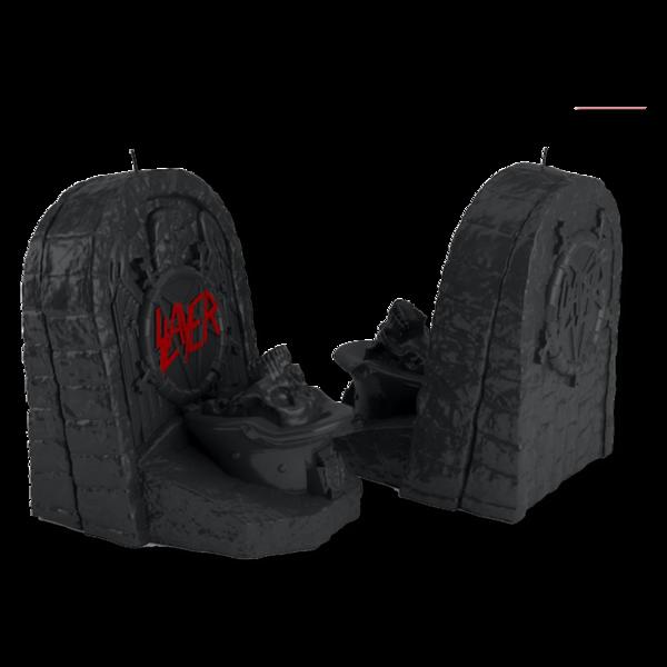 Slayeres sírkőformájú gyertya