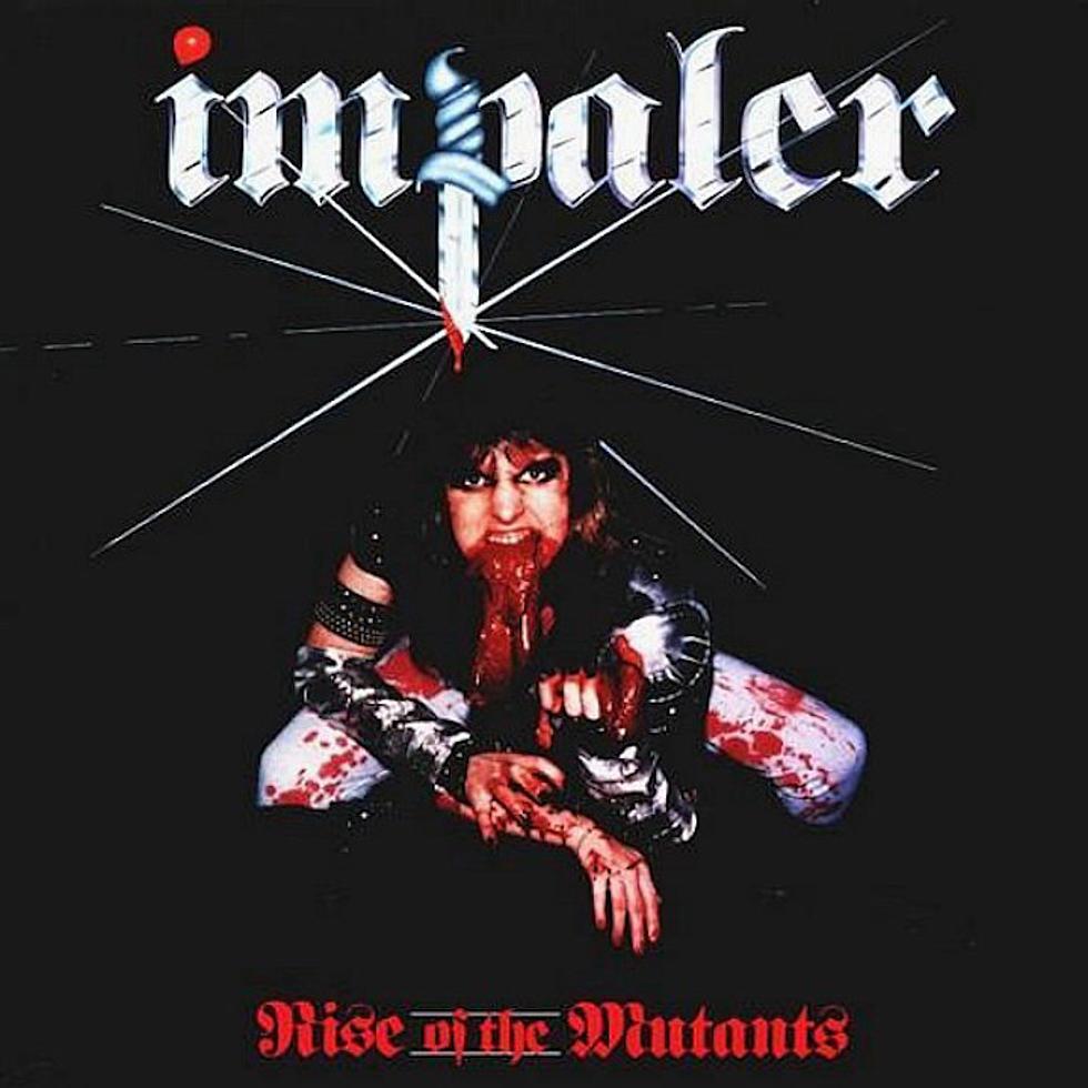 Impaler - Rise Of The Mutants<br /><br />Hát, akármennyire tűnik annak, ez sem éppen egy hagyományos metalanyag, inkább egy Stooges-vonalas rövidke dalcsokor. Rövid, mert egy négydalos, tízperces EP-ről van szó.