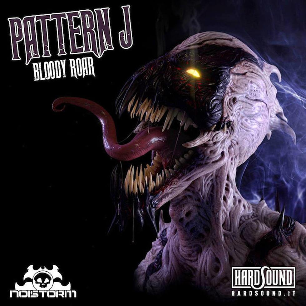 Pattern J - Bloody Roar<br /><br />Elektronika + samplerek. Semmi fém. De ez a szörnyecske azért rendesen elmehetne bármilyen modern metal album frontjára pózolni.