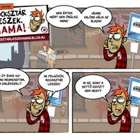 Rocksztár leszek, Mama! - 1x13