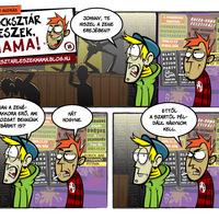Rocksztár leszek, Mama! - 1x07