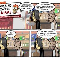 Rocksztár leszek, Mama! - 2x10 - Statisztikák