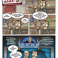 Rocksztár leszek, Mama! - 5x13 - Az elképesztően ízléstelen Zátony Show