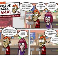 Rocksztár leszek, Mama! - 1x04