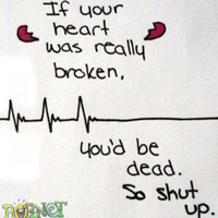 Ha tényleg összetört a szíved...