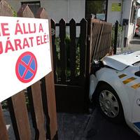 Tilosban parkolás