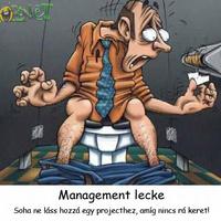 Management lecke
