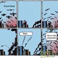 USA vs Közel-Kelet