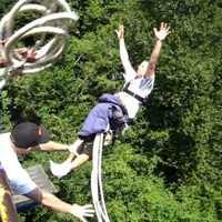 Csúnya Bungee Jumping átverés