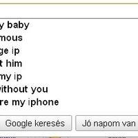 Google fail