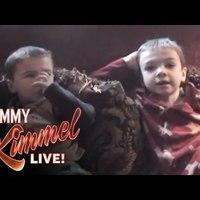 Jimmy Kimmel, avagy hogy ríkassuk meg a kölköket