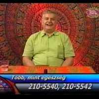 Budapest TV: Tihanyi orbitális poénja