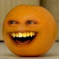 Az idegesítő narancs