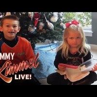 Jimmy Kimmel ismét szívatja a gyerekeket