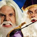 Gandalf vs. Dumbledore