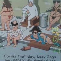Lady Gaga ruhái