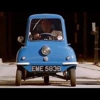 A világ legkisebb autója