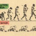 Férfi és női evolúció