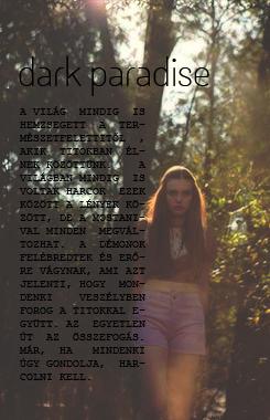 Dark Paradise Hirdetes_1339873465