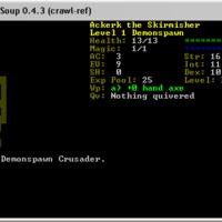 Mindent bele: Dungeon Crawl Stone Soup [folyt.]